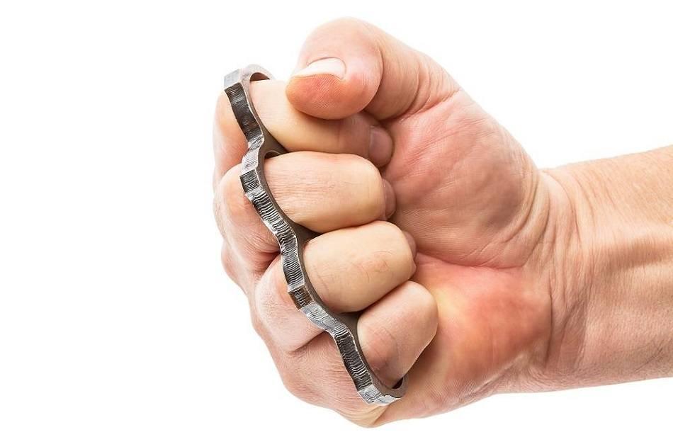 Best Brass Knuckles for Self Defense